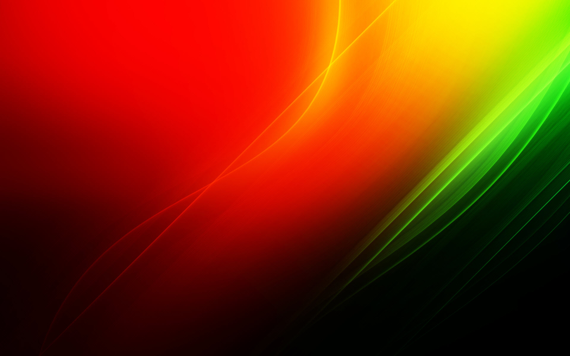 abstract-red,-yellow-and-green-colors